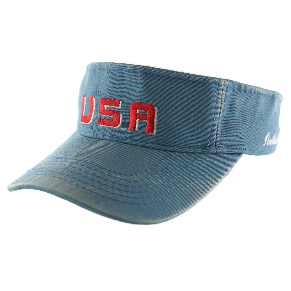 USA Retro Throwback Visor