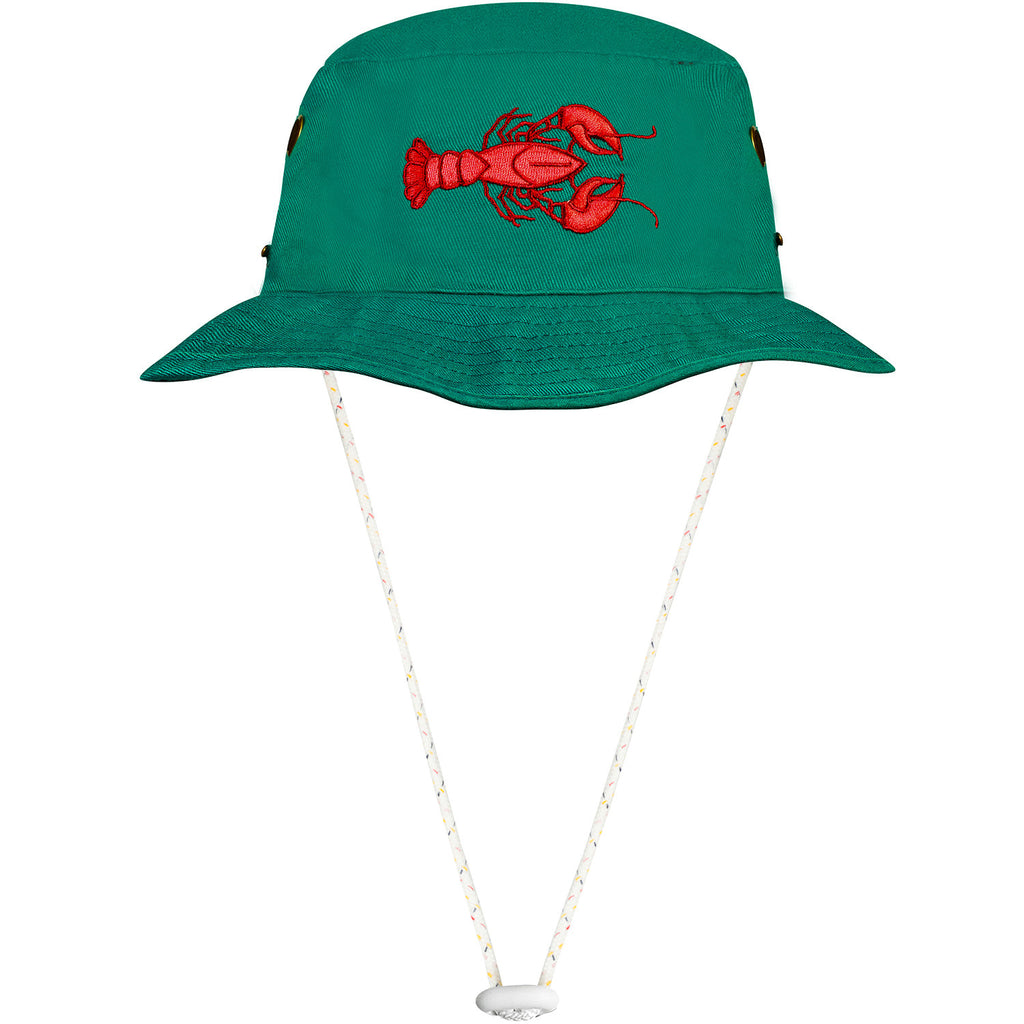 Preppy Lobster Bucket Hat