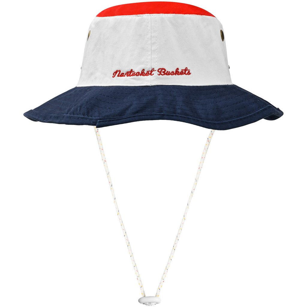 The Nantucket American Bucket Hat – Nantucket Buckets cf490beb22c