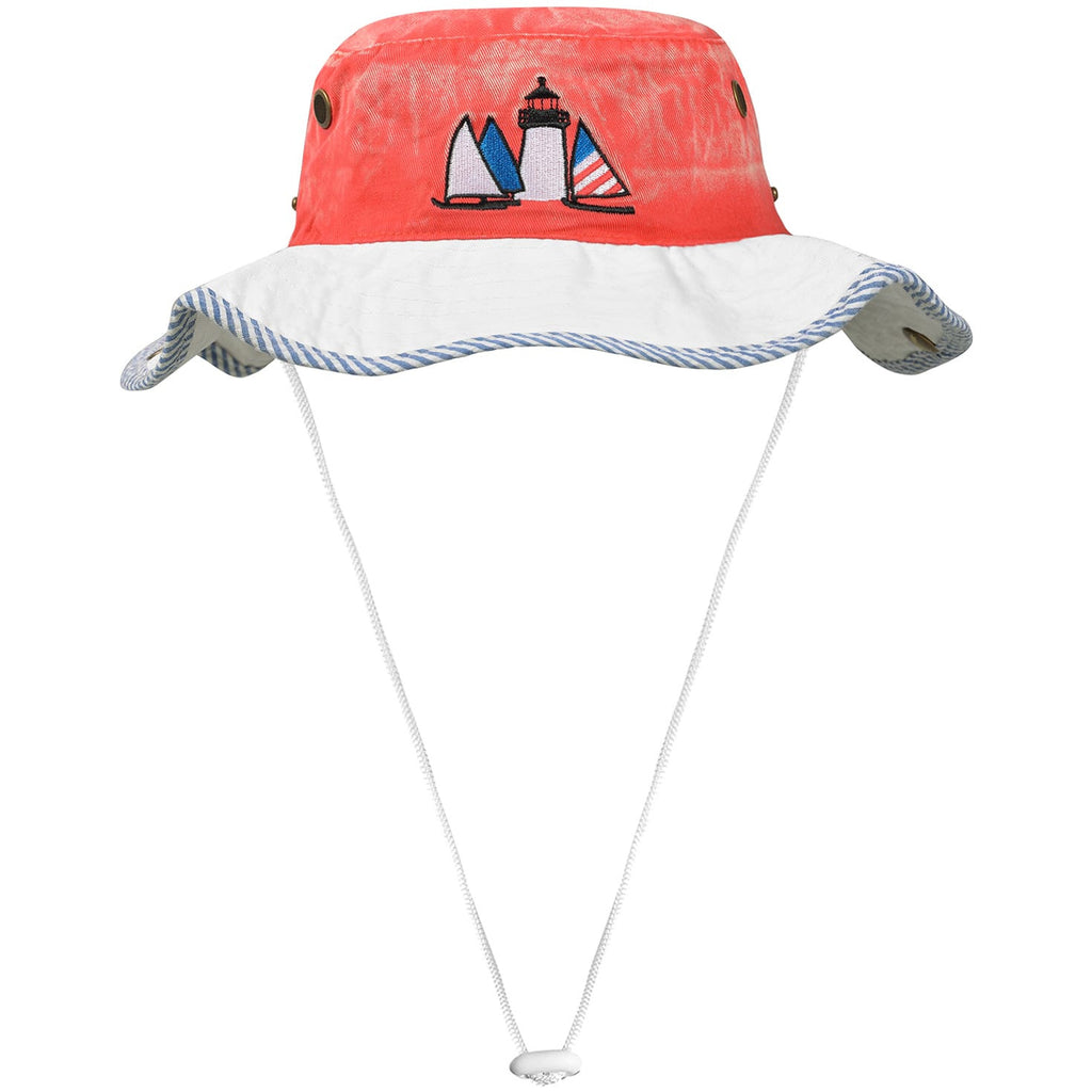 58d34cf8b35 The Brant Point Sailing Bucket Hat – Nantucket Buckets