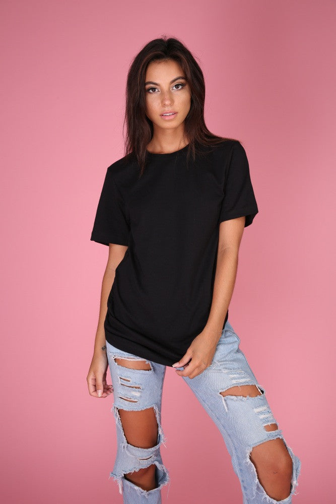 DEL REY #85 Black Graphic Unisex Tee