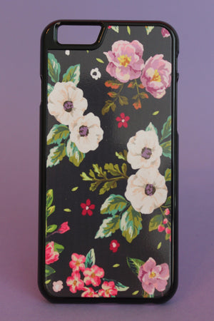 Winter Floral Phone Case