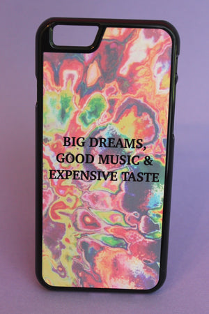 Expensive Taste Phone Case