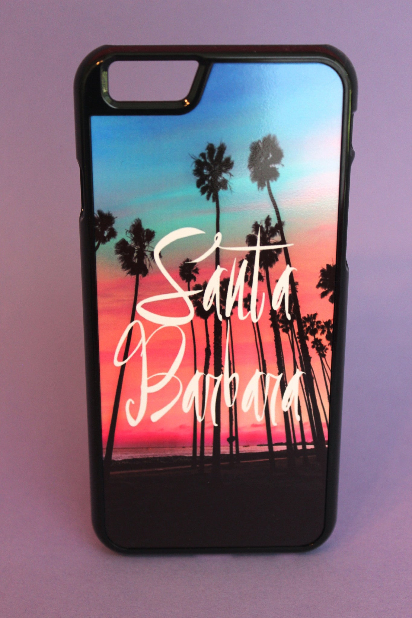 Santa Barbara Phone Case