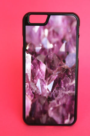 Amethyst Phone Case