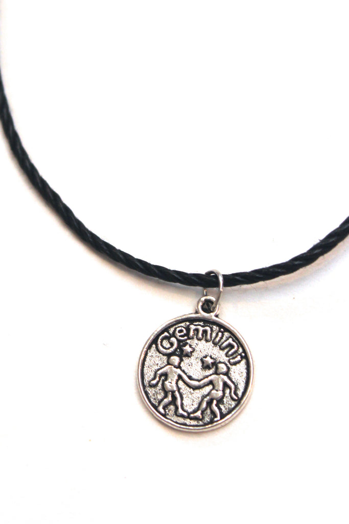Zodiac Sign: Gemini Choker Necklace