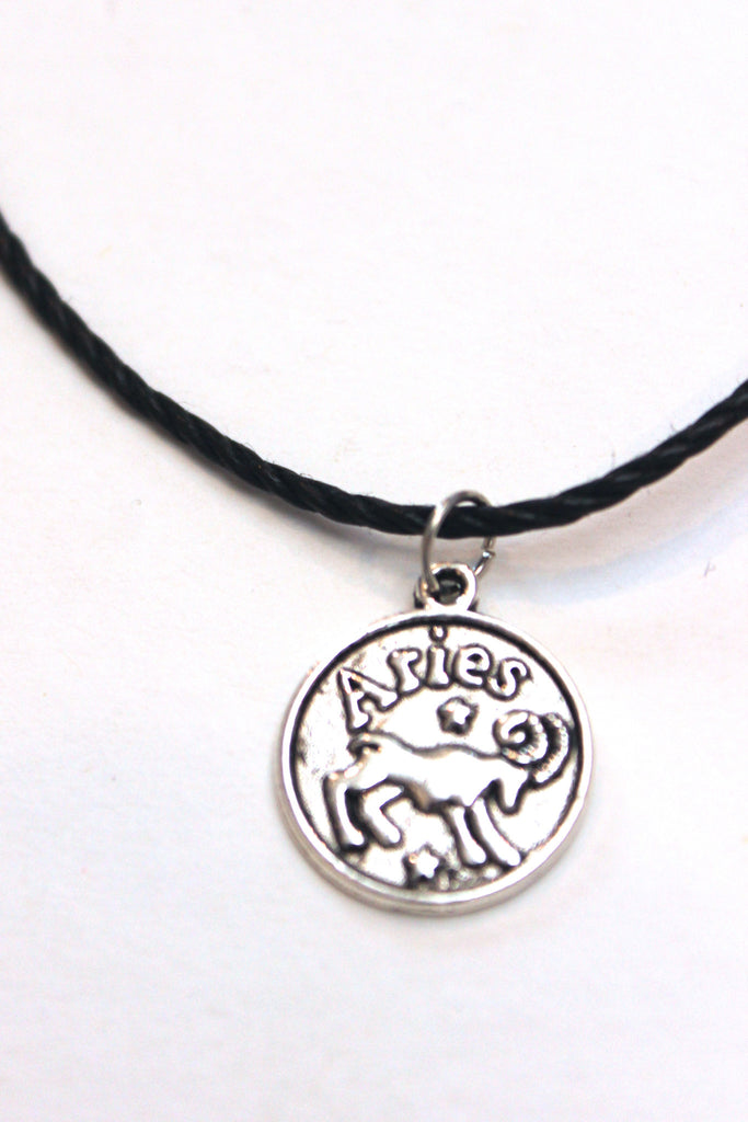 Zodiac Sign: Aries Choker Necklace
