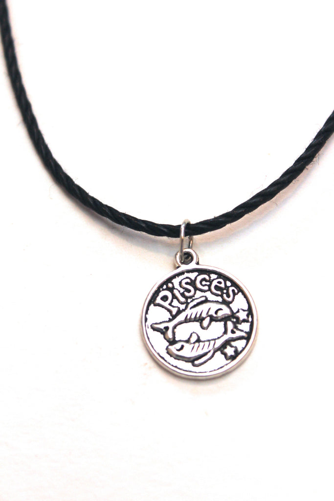 Zodiac Sign: Pisces Choker Necklace