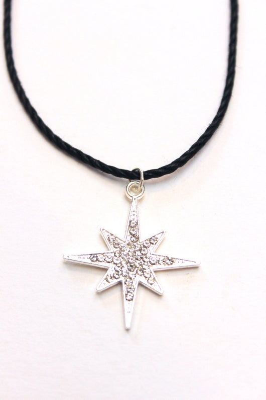 Star Boy Choker Necklace