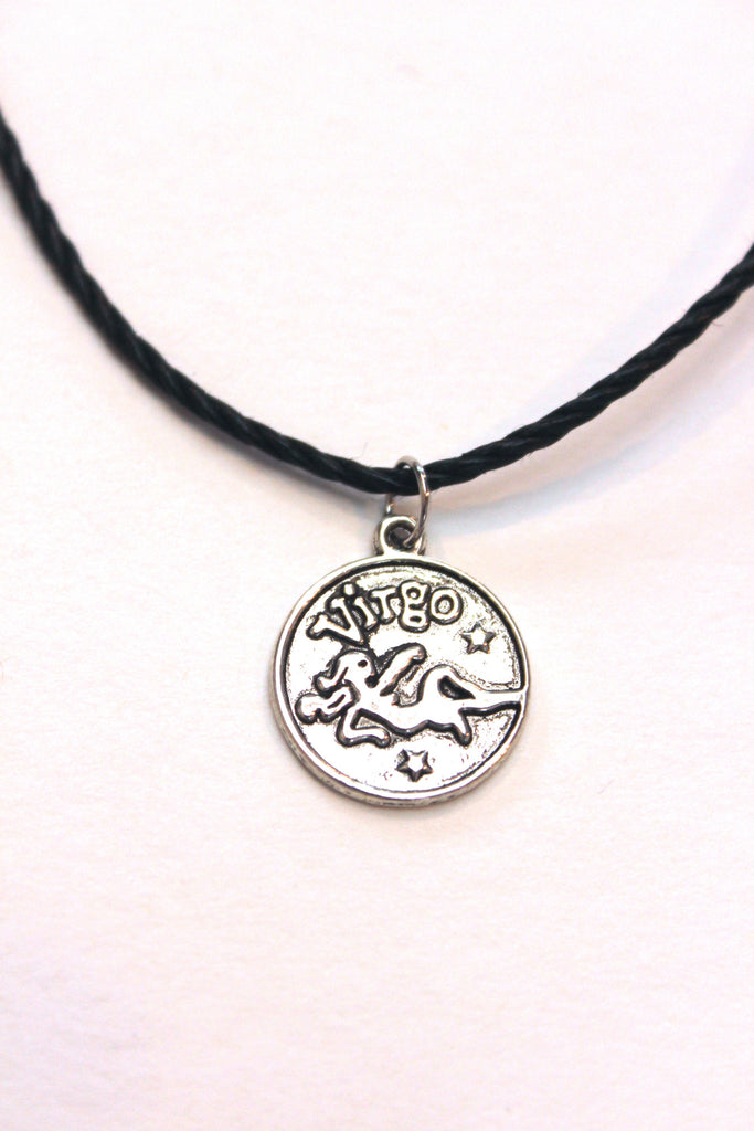 Zodiac Sign: Virgo Choker Necklace
