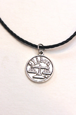 Zodiac Sign: Libra Choker Necklace