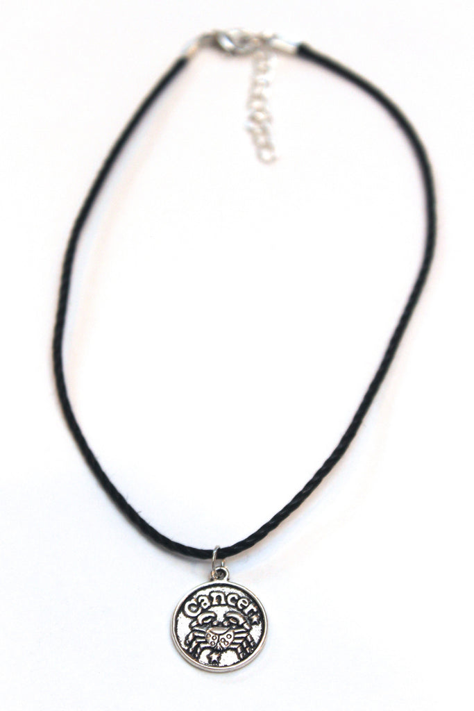 Zodiac Sign: Cancer Choker Necklace