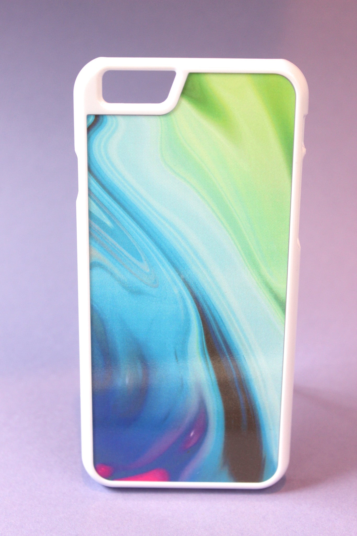 Serene Color Warp Phone Case