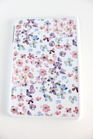 Pastel Flowers Tablet Case