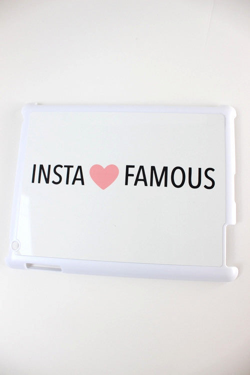 Insta ♥ Famous Tablet Case