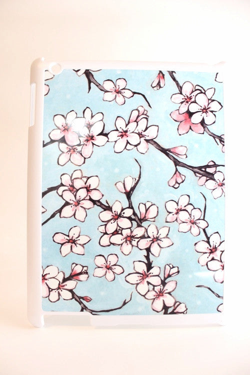 Cherry Blossoms Tablet Case