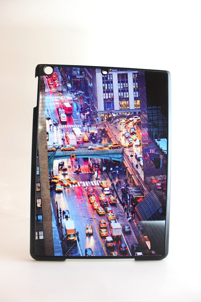 New York City Traffic Tablet Case