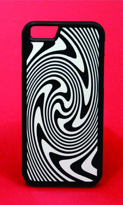 Hypnotic Spiral Whirlpool Phone Case