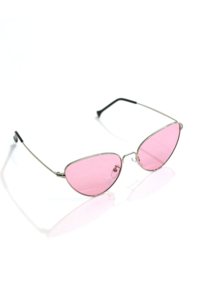 Pink Cat Eye Sunnies