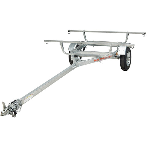 "Malone MicroSport Base Trailer with 78"" Load Bars"