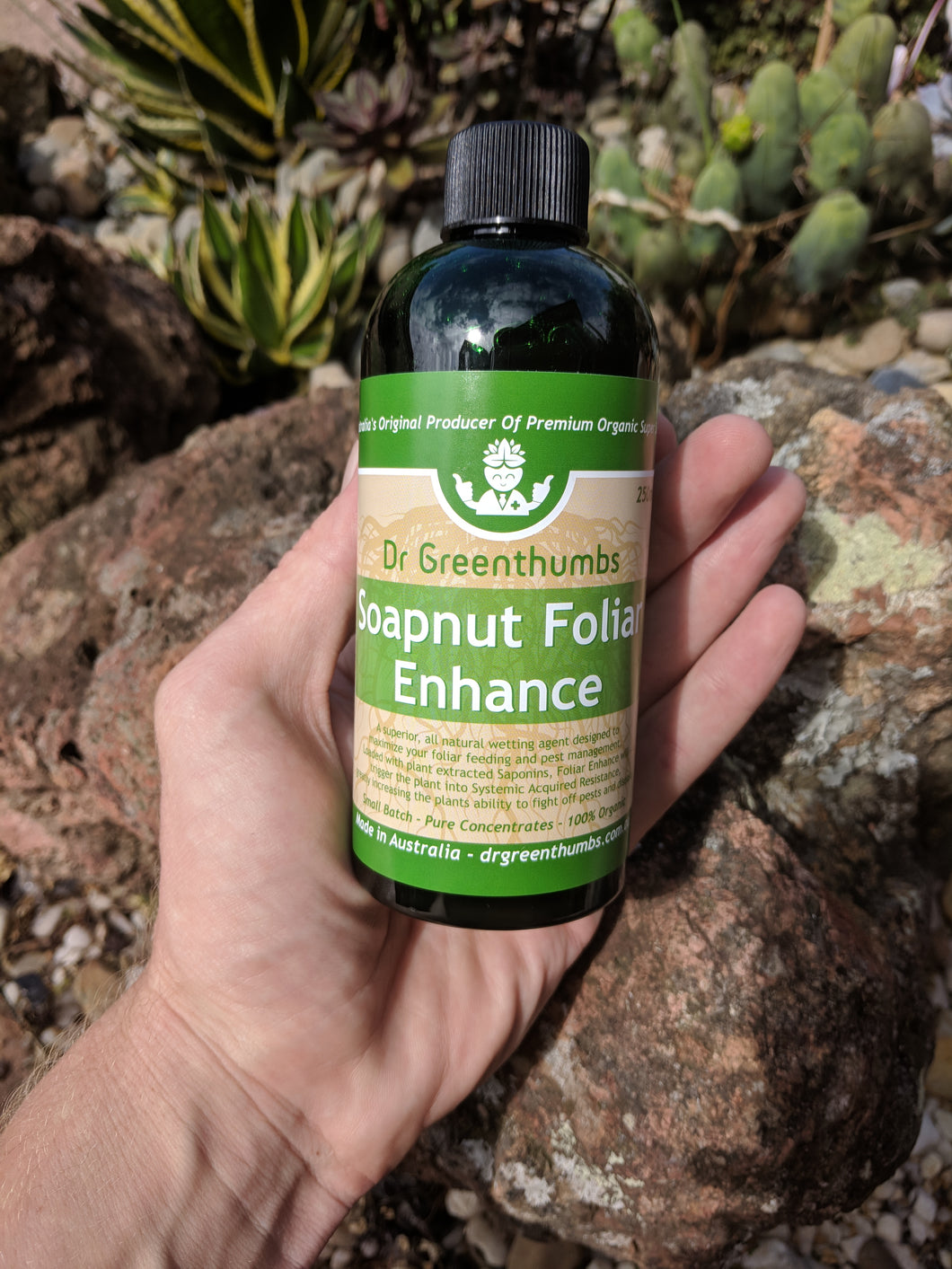Soapnut Foliar Enhance - 250ml
