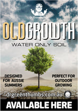 OldGrowth Water Only Soil - Outdoor