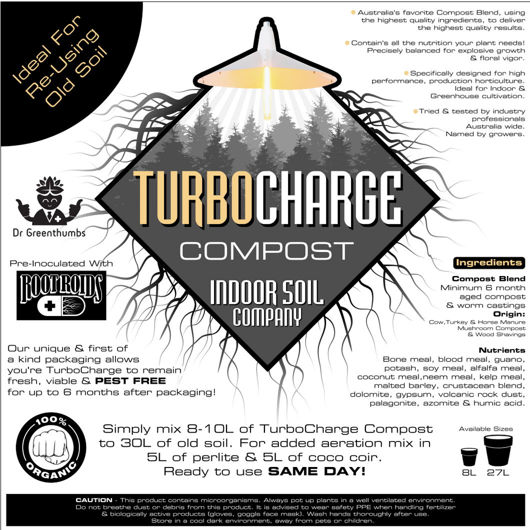 TurboCharge Compost