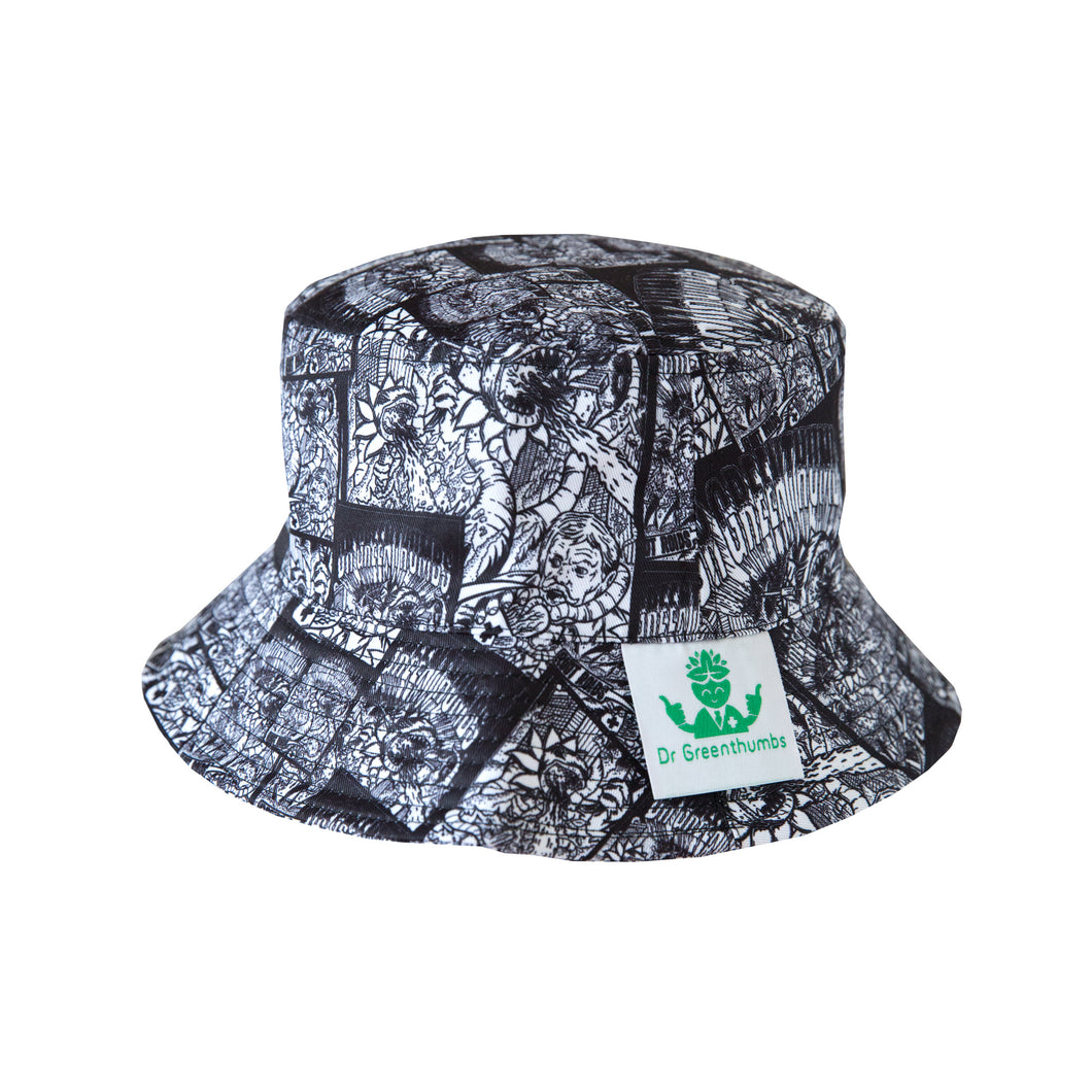 Root Roids Bucket Hat