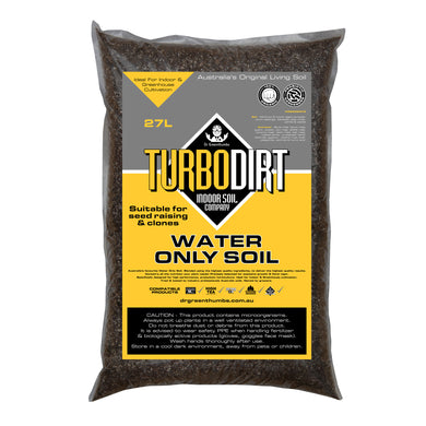 TurboDirt Water Only Soil - Indoor/Greenhouse