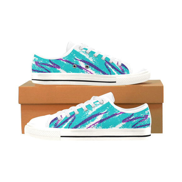 Jazz Solo : Men's Low-Tops | Vaporwave Clothing & Accessories | Vaporwave Fashion