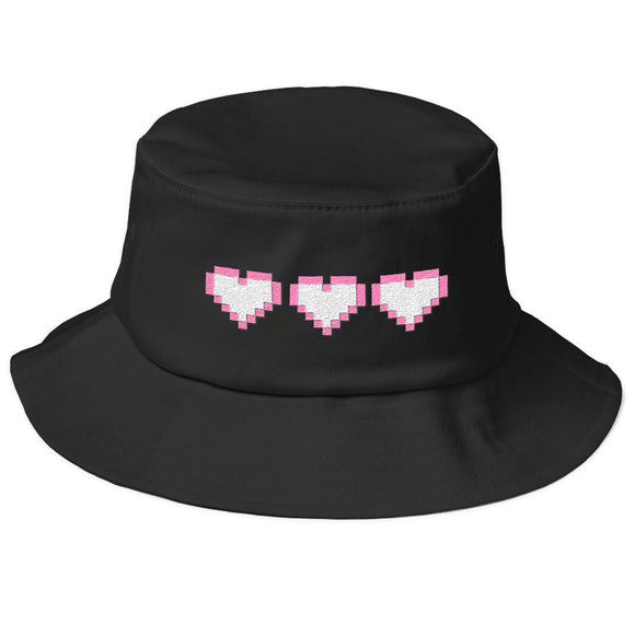 HEARTS : Bucket Hat