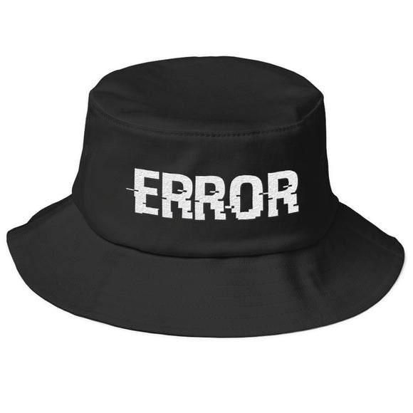 ERROR : Bucket Hat