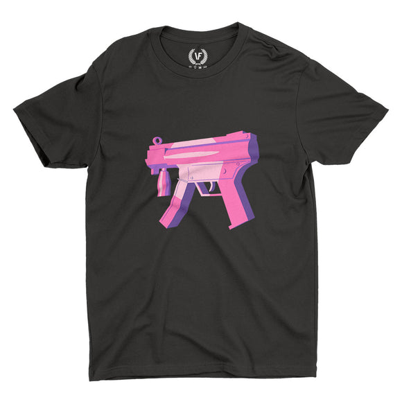 Pink MP5 : T-Shirt | Vaporwave T Shirt | Vaporwave Fashion