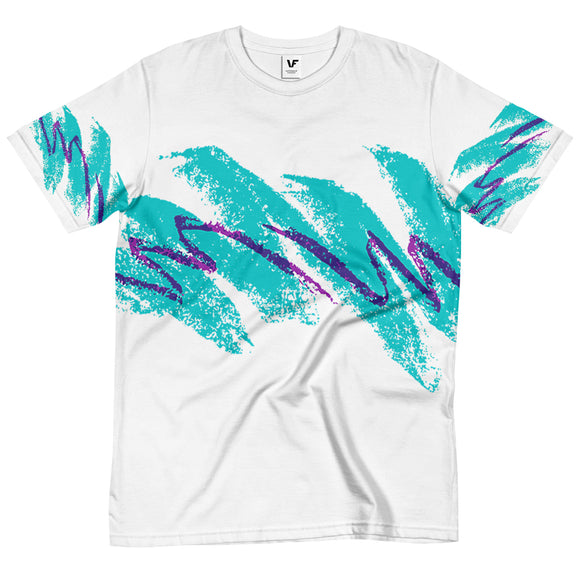 JAZZ SOLO : AOP T-Shirt | Vaporwave Clothing & Accessories | Vaporwave Fashion