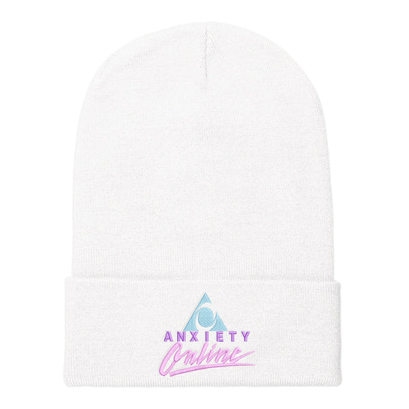ANXIETY ONLINE : Beanie | Hats | Beanies | Vaporwave Fashion