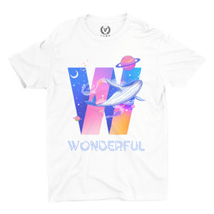 Wonderful : T-Shirt | Vaporwave T Shirt | Vaporwave Fashion