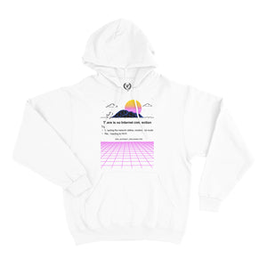 DISCONNECTED : Hoodie | Vaporwave Hoodie | Vaporwave Fashion