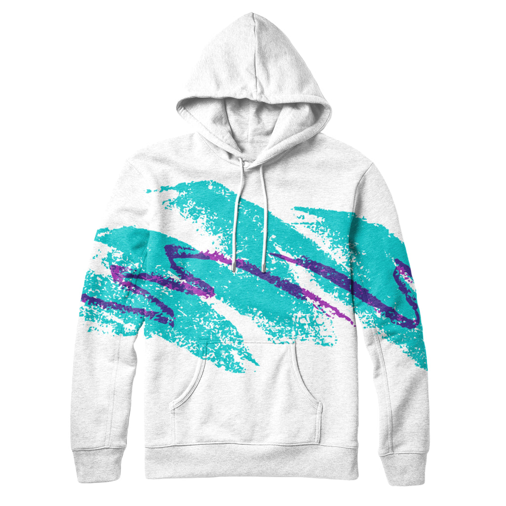 Jazz Solo : AOP Hoodie | | Vaporwave Fashion - Aesthetic Clothing & Accessories