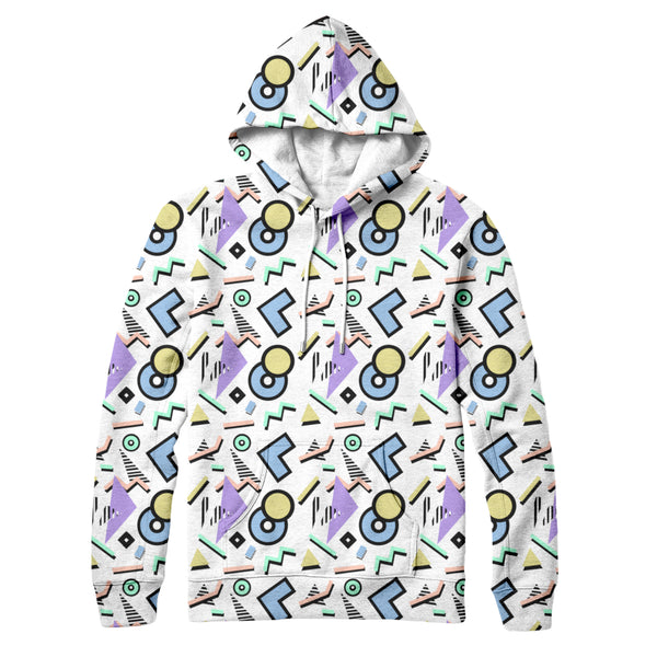 2XL 90s Aesthetic : Men's AOP Hoodie | | Vaporwave Fashion - An Aesthetic Clothing Brand | Shop