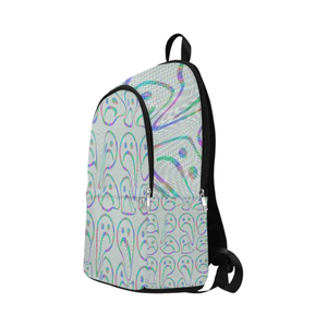 Casual Backpack for Adult (1659) SAD MELTING : BACKPACK | | Vaporwave Fashion - Aesthetic Clothing & Accessories