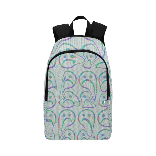 Sad Melting : Backpack | | Vaporwave Fashion - An Aesthetic Clothing Brand | Shop