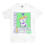 SO BORED : T-Shirt | Vaporwave T Shirt | Vaporwave Fashion