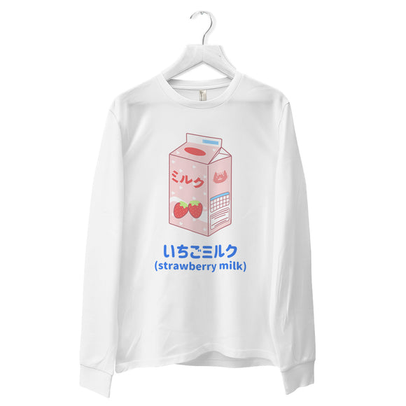 Milk : Long-Sleeve
