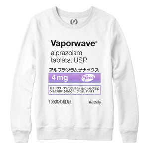 4MG : Sweatshirt | Unisex | Vaporwave Sweatshirt | Vaporwave Fashion