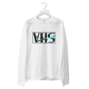 VHS SPLATTER: Long-Sleeve