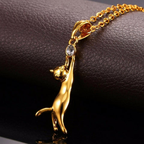Premium Cat Necklace