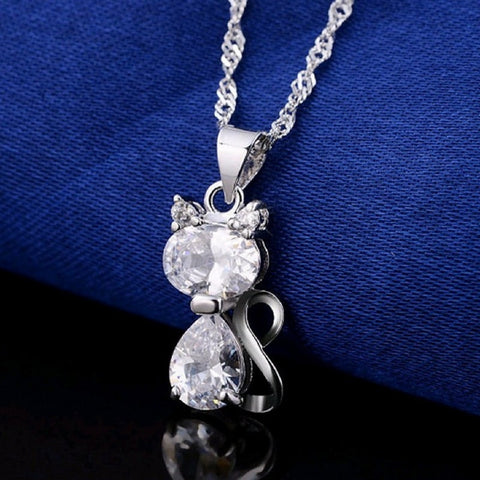 Zircon Crystal Necklace