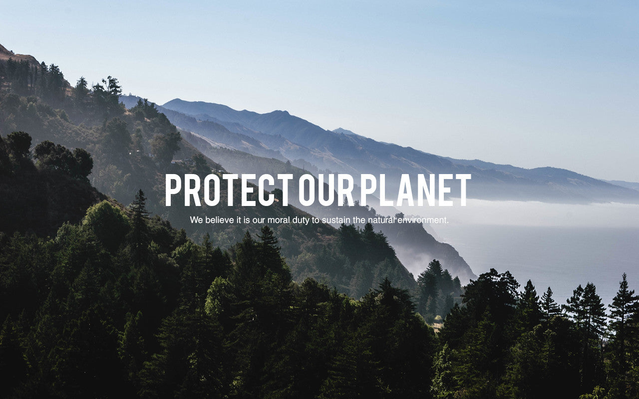 Protect our planet