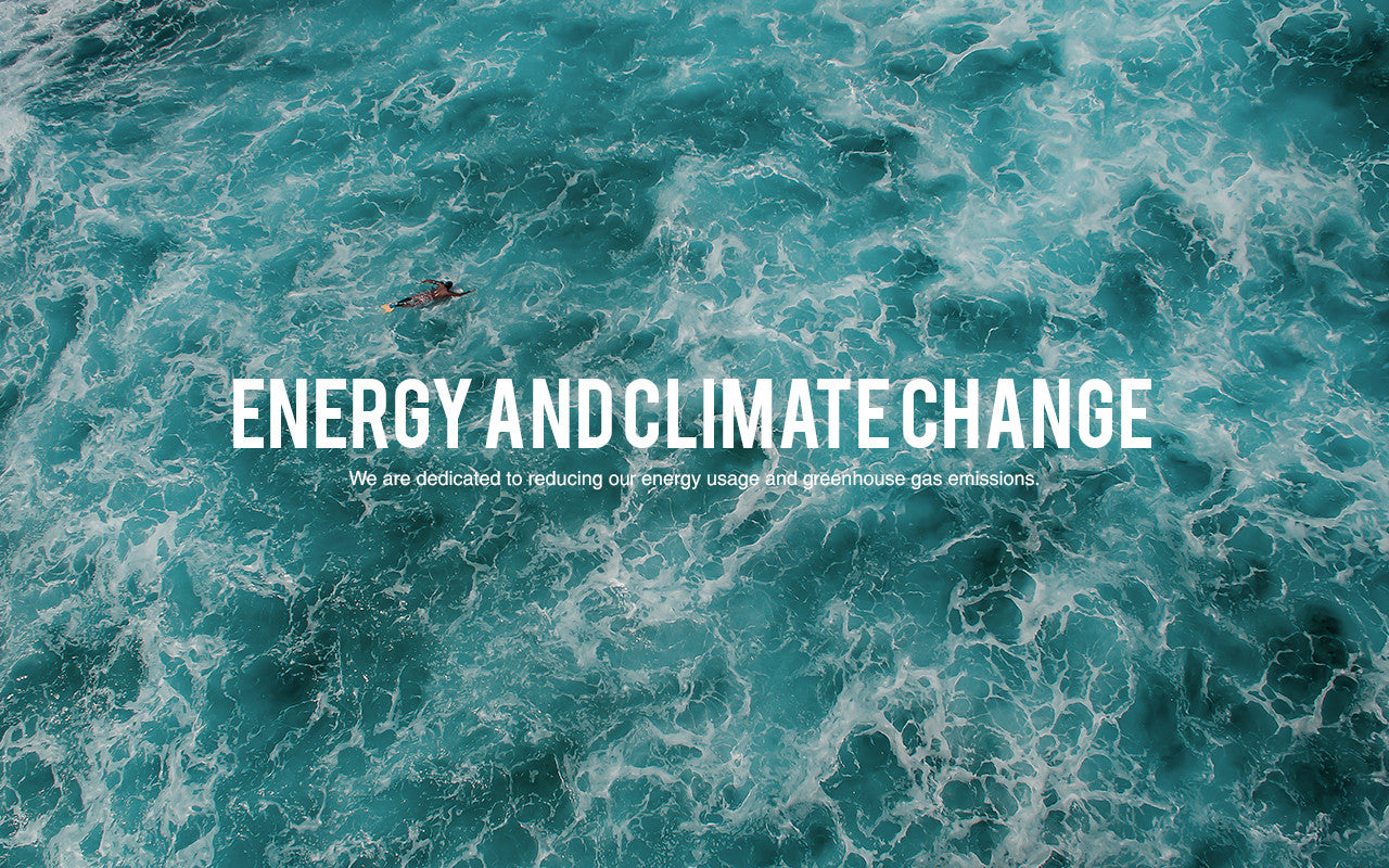Energy & climate change.