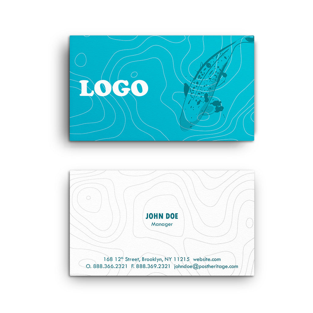 Unique Business Card Design, Customized For Your Business ...